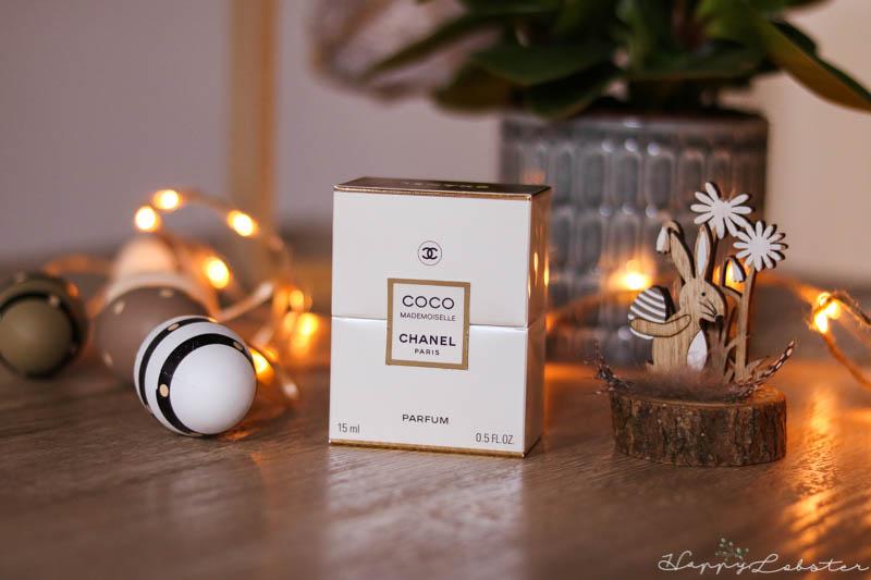 Coco Mademoiselle sur Tendance Parfums