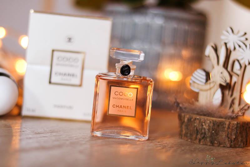Flacon de parfum Coco Mademoiselle de Chanel