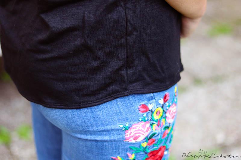 Coutures t-shirts en lin Comme Avant
