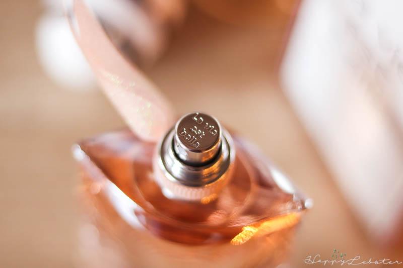 Nouveauté 2021 Lancôme eau de parfum