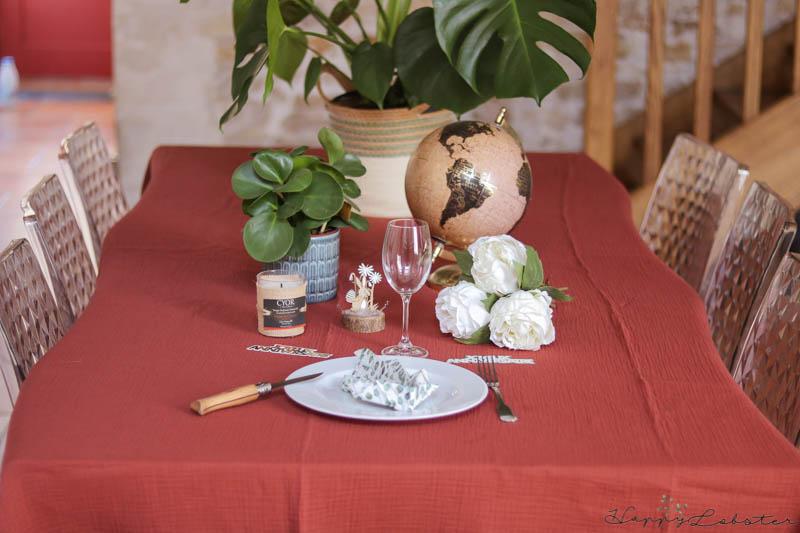 Dressage table - Nappe Les Pensionnaires